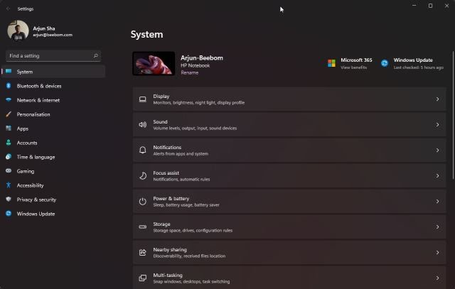 6. Android Apps on Windows 11